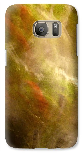 Galaxy Case featuring the photograph In The Beginning by Sean Griffin