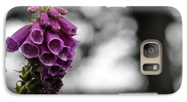 Galaxy Case featuring the photograph In Yorkshire 3 by Dubi Roman