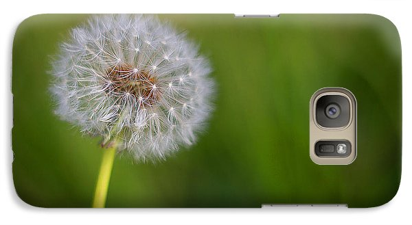 Galaxy Case featuring the photograph In Your Own Time by Tim Nichols