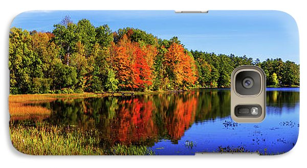 Galaxy Case featuring the photograph Incredible Pano by Chad Dutson
