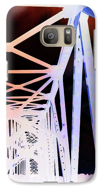 Galaxy Case featuring the photograph Indefinite Sight In by Jamie Lynn