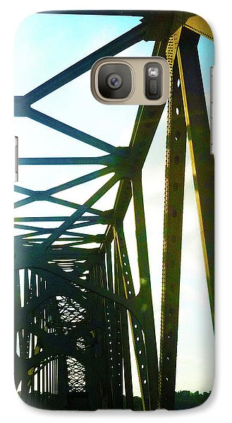Galaxy Case featuring the photograph Indefinite Sight by Jamie Lynn