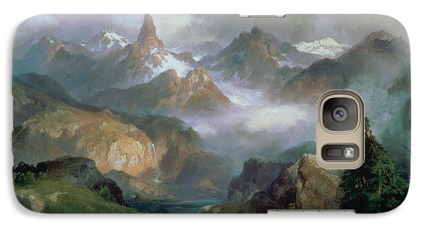 Index Peak Galaxy S7 Case