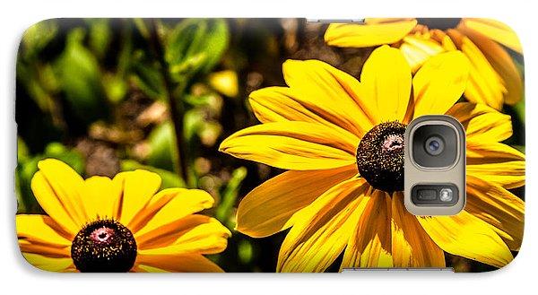 Indian Summer Gloriosa Daisy Galaxy S7 Case