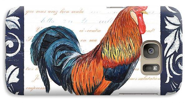 Indigo Rooster 1 Galaxy S7 Case