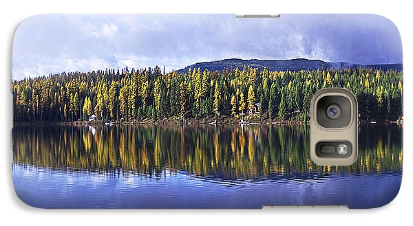 Galaxy Case featuring the photograph Inez Lake Montana by Janie Johnson