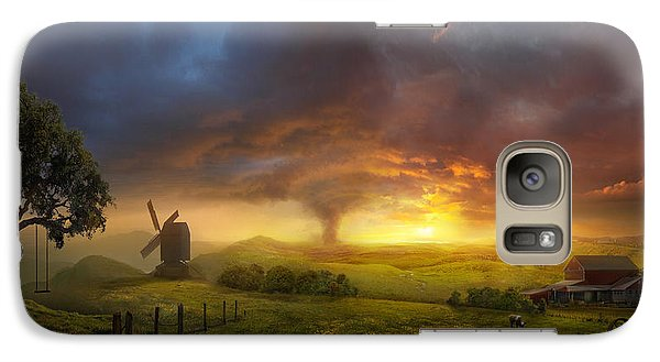 Landscapes Galaxy S7 Case - Infinite Oz by Philip Straub