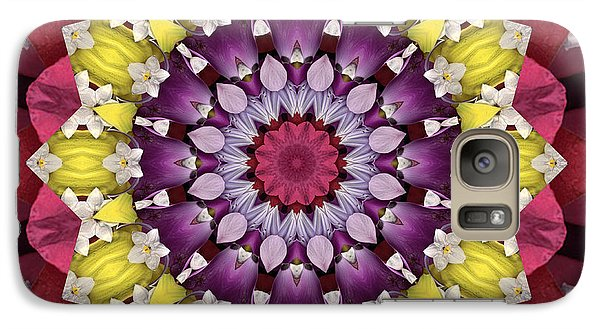 Galaxy Case featuring the photograph Infinity by Bell And Todd