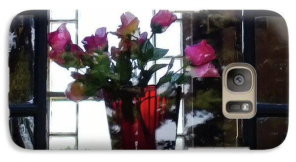 Galaxy Case featuring the photograph Inner Beauty by Tom Vaughan