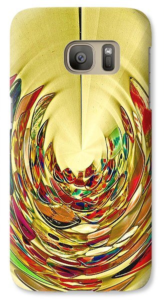 Galaxy Case featuring the photograph Inner Peace by Nareeta Martin