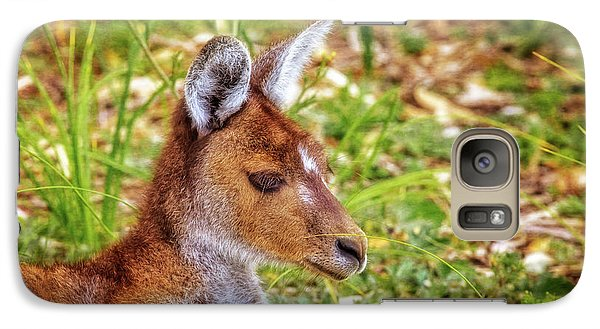 Galaxy Case featuring the photograph Inner Peace, Yanchep National Park by Dave Catley