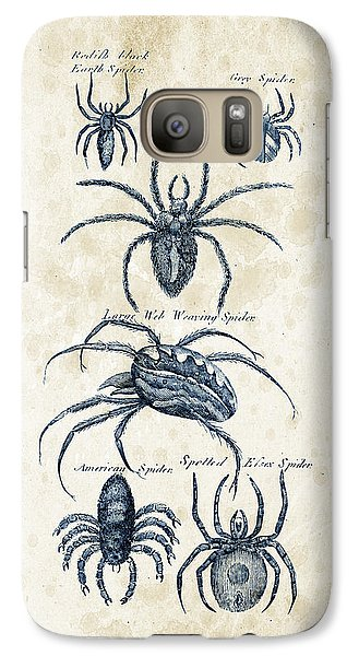 Insects - 1792 - 18 Galaxy S7 Case by Aged Pixel