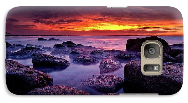 Galaxy Case featuring the photograph Inspiration by Jorge Maia