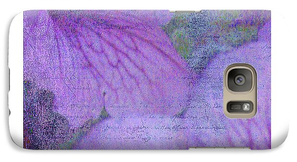 Galaxy Case featuring the photograph Inspiration by Traci Cottingham