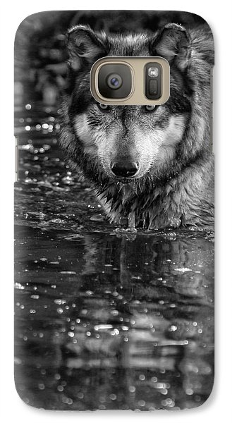 Galaxy Case featuring the photograph Intense Reflection by Shari Jardina