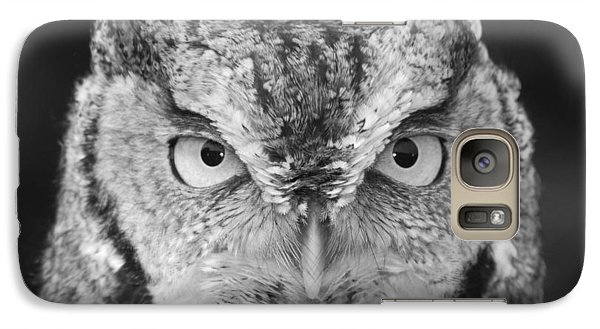 Galaxy Case featuring the photograph Intense Stare by Richard Bryce and Family