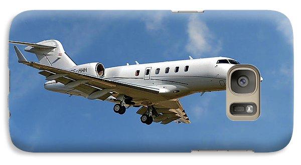 Jet Galaxy S7 Case - International Jet Management by Smart Aviation