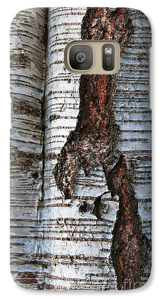 Galaxy Case featuring the photograph Interrupted by Werner Padarin