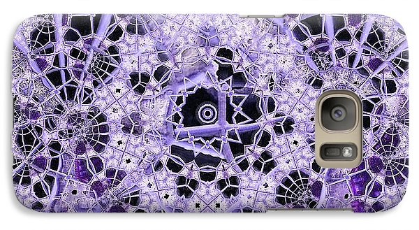 Galaxy Case featuring the digital art Interwoven by Ron Bissett