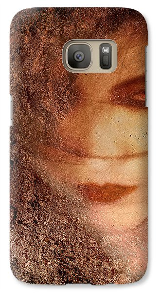 Galaxy Case featuring the photograph Into Dust by Yvonne Emerson AKA RavenSoul