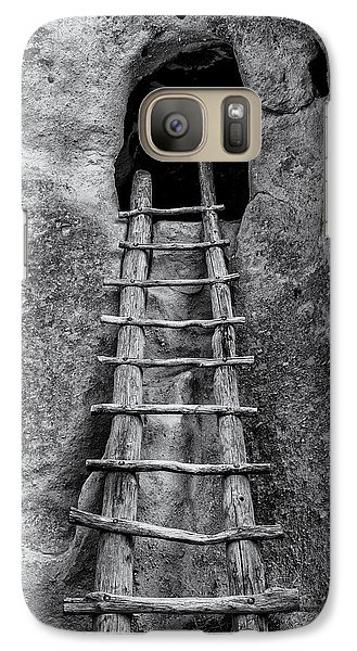 Into The Alcove Galaxy S7 Case by Gary Lengyel