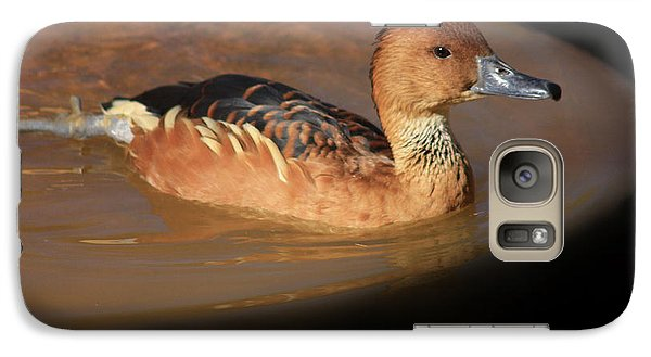 Galaxy Case featuring the photograph Into The Darkness  by Kim Henderson