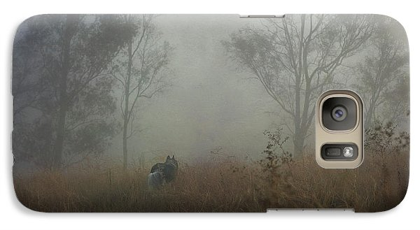 Into The Mist Galaxy S7 Case