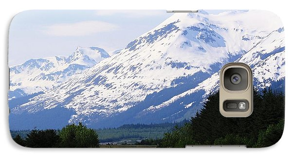 Galaxy Case featuring the photograph Into The Wilderness by Laurinda Bowling