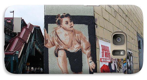 Inwood Graffiti  Galaxy S7 Case by Cole Thompson