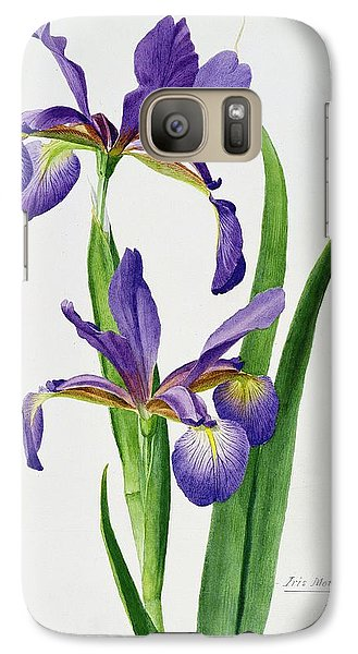 Iris Monspur Galaxy Case by Anonymous