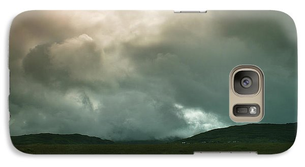 Galaxy Case featuring the photograph Irish Atmospherics. by Terence Davis