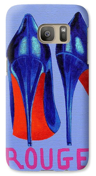 Irish Burlesque Shoes Galaxy S7 Case