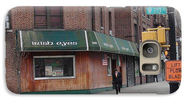 Irish Eyes Galaxy S7 Case by Cole Thompson
