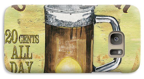 Irish Pub Galaxy S7 Case by Debbie DeWitt