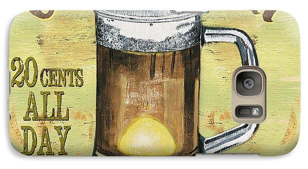Irish Pub Galaxy Case by Debbie DeWitt