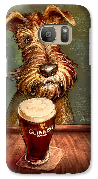Irish Toast Galaxy S7 Case by Sean ODaniels