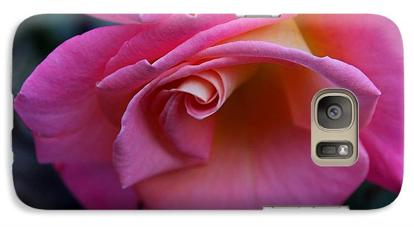 Galaxy Case featuring the photograph Irresistible by Michiale Schneider
