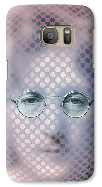 Galaxy Case featuring the photograph Isolation by Pedro L Gili