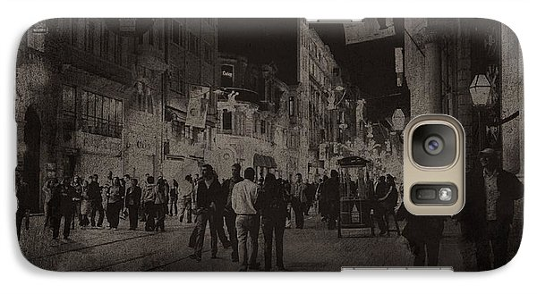 Galaxy Case featuring the photograph Istanbul by Jim Vance