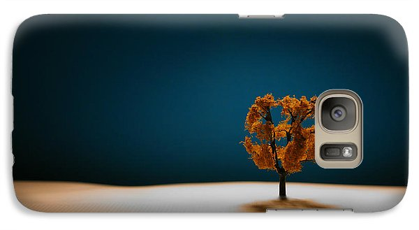 Galaxy Case featuring the photograph It Is Always There by Mark  Ross
