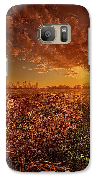 Galaxy Case featuring the photograph It Just Is by Phil Koch