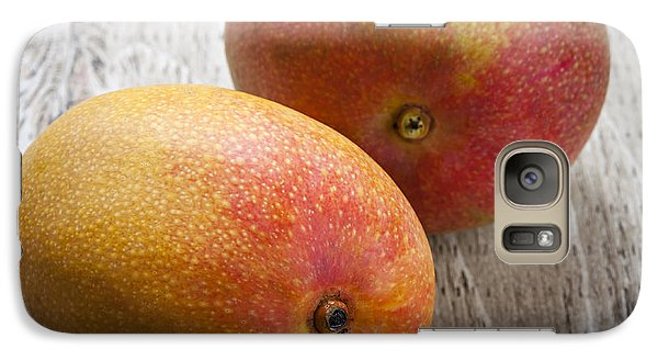 Mango Galaxy S7 Case - It Takes Two To Mango by Elena Elisseeva