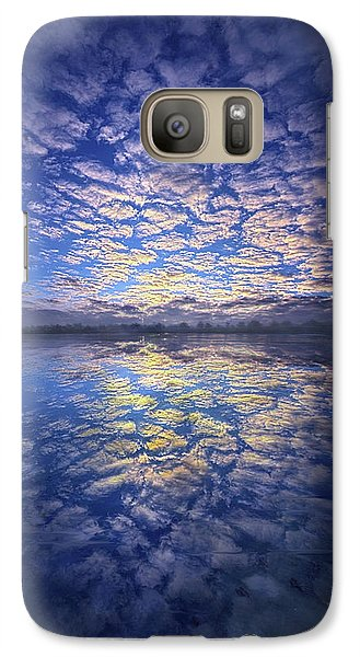 Galaxy Case featuring the photograph It Was Your Song by Phil Koch