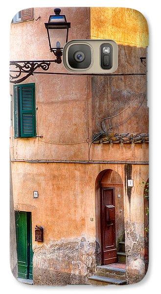 Italian Alley Galaxy S7 Case