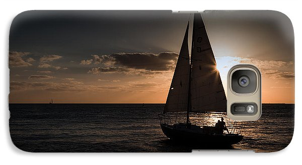 Galaxy Case featuring the photograph It's Not Far To Never-never Land by Yvette Van Teeffelen