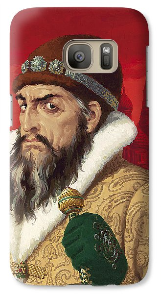 Ivan The Terrible Galaxy S7 Case by English School