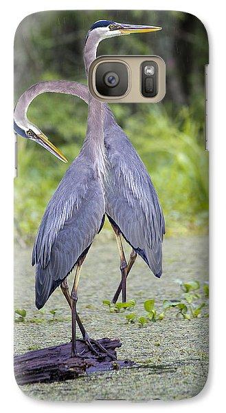 I've Got Your Back Galaxy S7 Case