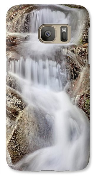Galaxy Case featuring the photograph Ivory And Bronze  by Az Jackson
