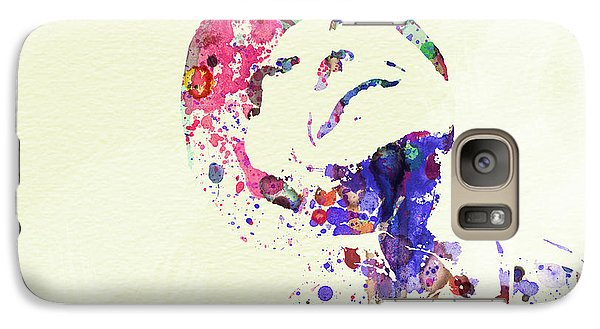 Jack Nicholson Galaxy S7 Case by Naxart Studio