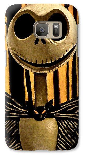 Jack Skelington Galaxy S7 Case
